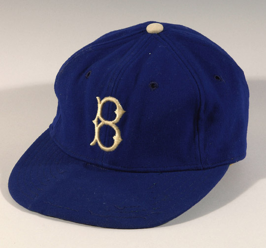 Brooklyn Dodgers Cap Logo Image Heavy Sports Logo