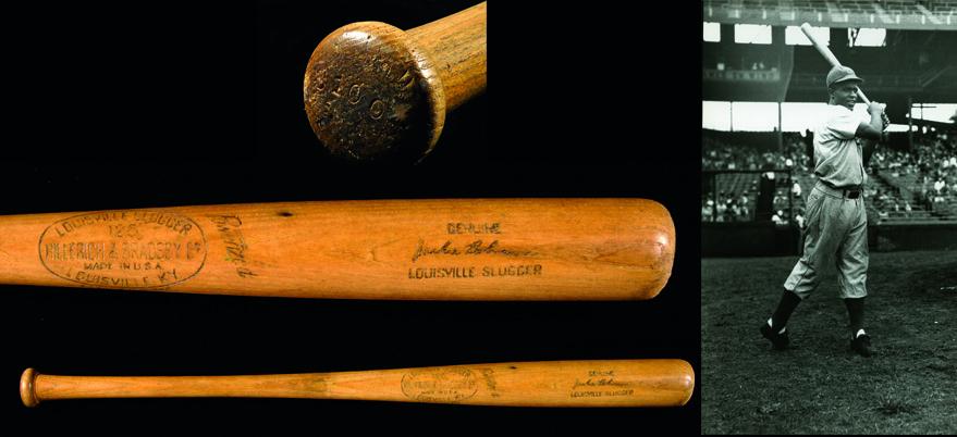Jackie Robinson bat