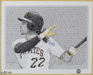 Andrew%20McCutchen%20Signed%2016%22x20%22%20Word%20Art%20Print%20%28framed%29