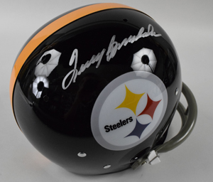 %2ATerry%20Bradshaw%20Signed%20Pittsburgh%20Steelers%20%22Throwback%22%20Replica%20Helmet