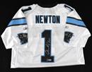 *Cam Newton Signed Carolina Panthers Jersey