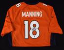 *Peyton Manning Signed Denver Broncos Jersey