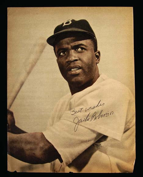 """a biography of jack roosevelt robinson an american athlete Jack roosevelt """"jackie"""" robinson was born january 31,  there he became the first athlete to letter in four sports  of the jack's biography biography."""