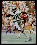 Mike Quick Signed 8x10 Photo