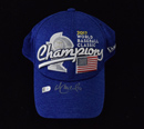 Andrew McCutchen Signed World Baseball Classic Champs Hat