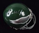 Randall Cunningham Signed Mini Helmet