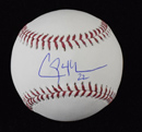 *Clayton Kershaw Signed Baseball