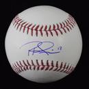 Rhys Hoskins Signed Baseball