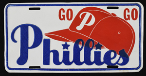 Phillies%20License%20Plate%20c%2E1960%27s