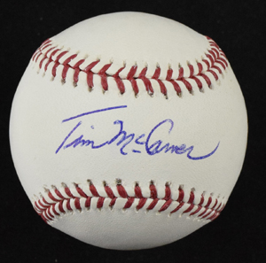Tim%20McCarver%20signed%20baseball