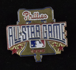 1996%20Phillies%20All%2DStar%20Game%20Press%20Pin