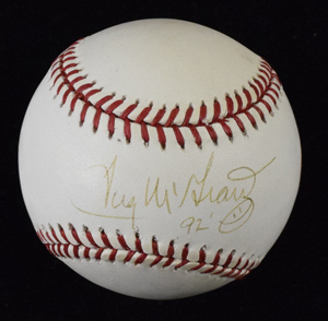 %2ATug%20McGraw%20Signed%20Baseball