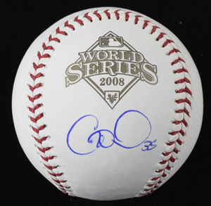 Cole%20Hamels%20signed%202008%20World%20Series%20baseball