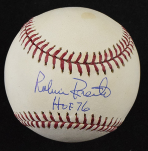 Robin%20Roberts%20signed%20baseball%20inscribed%20%22HOF%2076%22