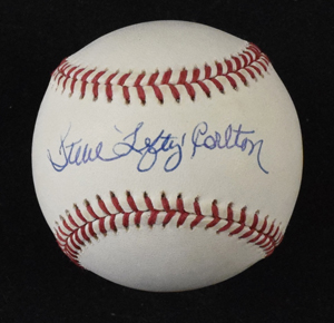 Steve%20%22Lefty%22%20Carlton%20Signed%20Baseball