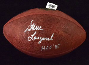 %2ASteve%20Largent%20Signed%20Official%20NFL%20Football%20Inscribed%20%22HOF%2095%22