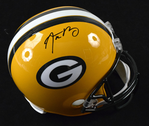 Aaron%20Rodgers%20Signed%20Green%20Bay%20Packers%20Replica%20Helmet