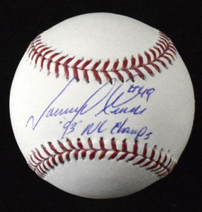 Tommy%20Greene%20Signed%20Baseball%20Inscribed%20%2293%20NL%20Champs%22