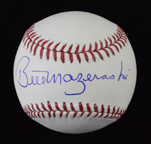 Bill%20Mazeroski%20Signed%20Baseball