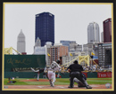 "Andrew McCutchen Signed 16""x20"" Photograph (framed)"