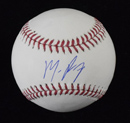 Maikel Franco Signed Baseball
