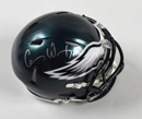 Carson Wentz Signed Philadelphia Eagles Mini Helmet