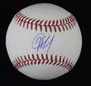 J.P. Crawford Signed Baseball