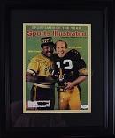 *Willie Stargell Signed Sports Illustrated (framed)