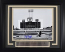 """Jim Bunning Signed """"Father's Day 1964"""" 8x10 Photo (framed)"""