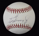 *Ken Griffey, Jr. Signed Baseball
