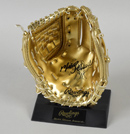 Mike Schmidt Signed Rawlings Mini Gold Glove