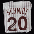 Mike Schmidt Signed Philadelphia Phillies Jersey
